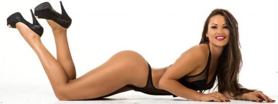 JULIA GILAS Ukraine Love fitness model Southern California Russian dream